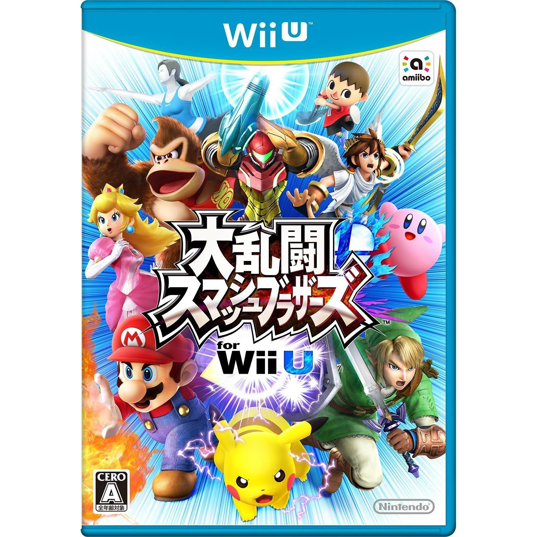 大乱闘スマッシュブラザーズ for Wii U画像