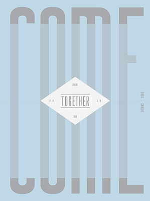 COME TOGETHER TOURの画像