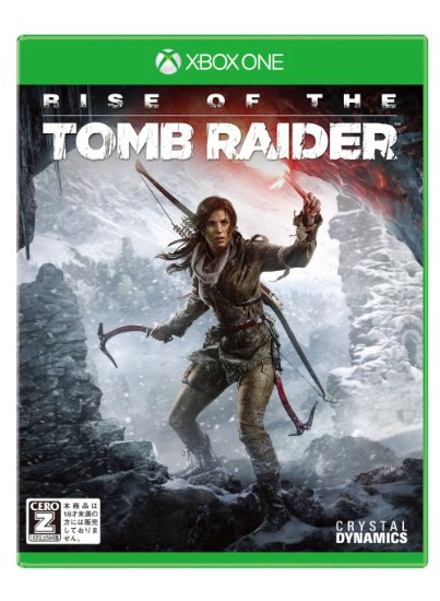 Rise of the Tomb Raider画像
