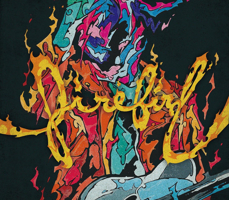 Fire Bird(初回限定盤)の画像