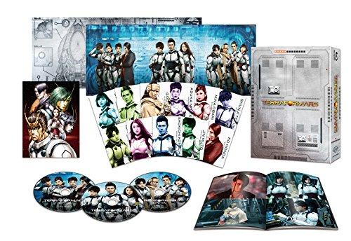 テラフォーマーズ ブルーレイ&DVDセット プレミアム・エディションの画像