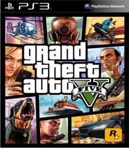 Grand Theft Auto V(グランド・セフト・オートV)