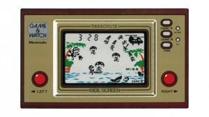 GAME&WATCHパラシュート
